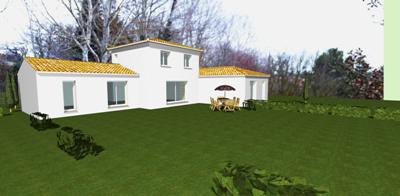 provence maison les chantiers de l 39 t construction maison bbc rt 2012 aix en. Black Bedroom Furniture Sets. Home Design Ideas